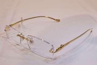 cartier eyeglass