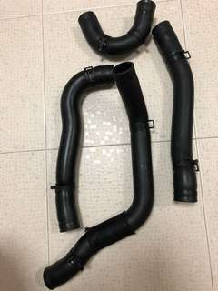 Evo X radiator hose set