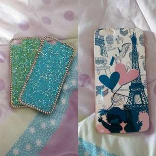iPhone 5 and 6 cases for 150