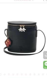 Gracegift mickey mouse cylinder bag