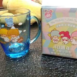 雙子星玻璃杯(經典款)