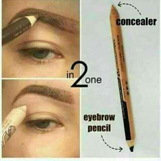 MENOW EYEBROW/ CONCEALER PENCIL
