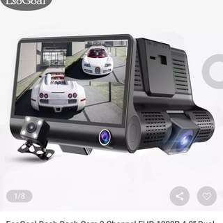 Tricam DVR recorder