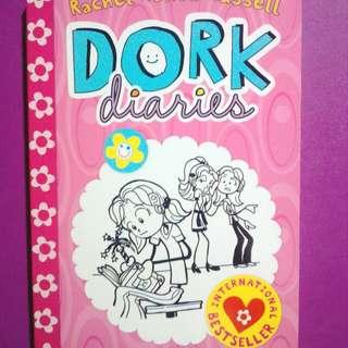 Dork Diaries Book 1 (PB)