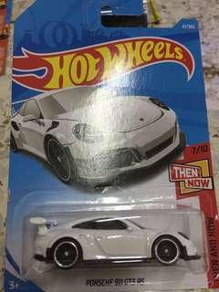 Hot Wheels Porsche 911GT3 RS
