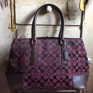 🔥REPRICED🔥Authentic Coach Bag