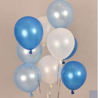 Party decorations - Non Helium balloons (Pack of 90-100pcs)