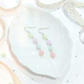 • Candy • Handmade Earrings •