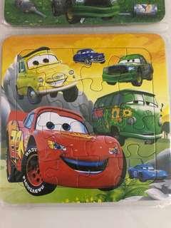 Puzzle- McQueen theme party goodies bag packages, door gift, goody bag