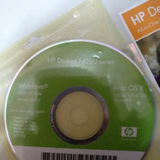 PRINTER DESKJET HP F4280