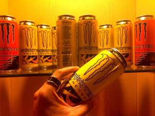 Monster Energy Drink VR46 The Doctor