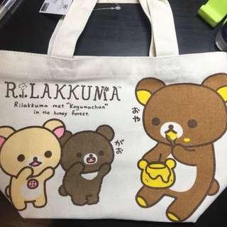 拉拉熊 手提袋