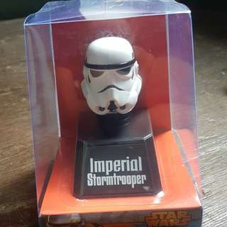 STORM TROOPER CAR CHARGER (original)
