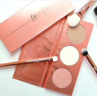 Zoeva Rose Golden Blush
