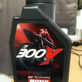Motul300v Engine Oil 10w40