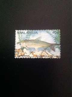 Malaysia 1983 Freshwater Fish SG262 (0340)