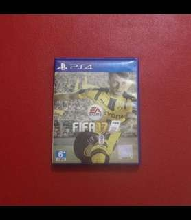 Kaset game playstation 4 FIFA 2017