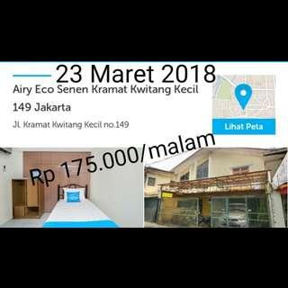 Penginapan Murah Airyrooms 23 Maret 2018
