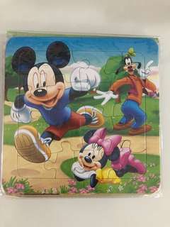 Puzzle- Mickey goody bag gift, goodies bag packages, event door gift