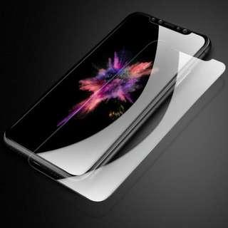 iphone x glass protector iphone x玻璃貼 鋼化膜 氣 保護套