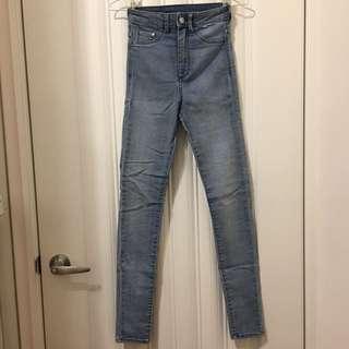 H&M牛仔褲👖