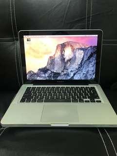 "i7 MacBook Pro 13"" with Adobe & Microsoft installed"