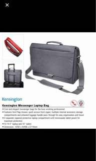 Kensington Messenger Bag