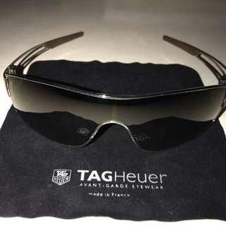 Original Men's Tag Heuer wraparound shades