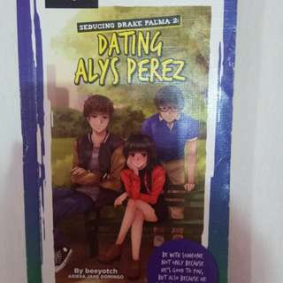 WATTPAD • Dating Alys Perez by Beeyotch