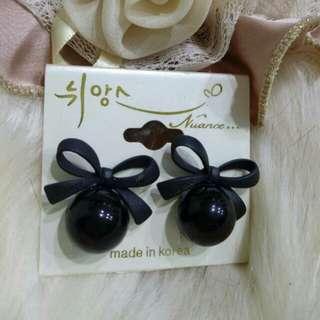 正韓Korea# Buy five get one AB抗敏 耳環 Anti-allergic earrings#免運#free shopping