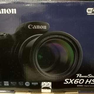 Canon PowerShot SX60 HS 類單眼相機