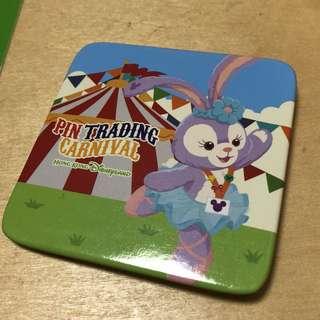 2018 徽章交換嘉年華 Pin Trading Carnival 廸士尼 Disneyland Stella Lou 襟章