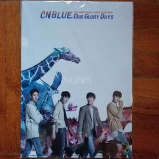 Cnblue Our Glory Days ~ file set