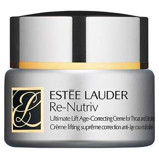 Estée Lauder Re Nutriv Ultimate Lift Age Correcting Throat and Décolletage 50ml