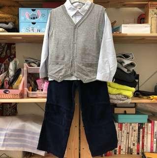 (特價400元)全新男童套裝