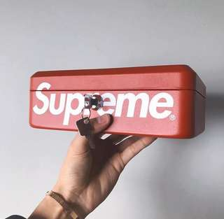 Supreme lockbox