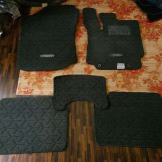 Car Carpet passo myvi & civic es