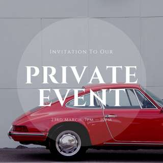 Private Career Event🚀FREE ENTRY