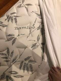 BAMBOO BRANDED MATTRESS (QUEEN SIZE)