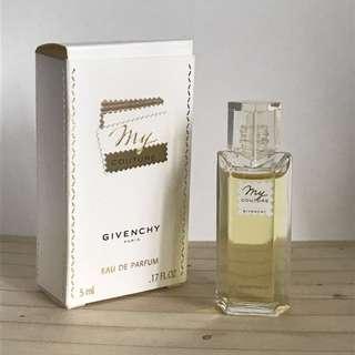 Givenchy Eua de parfum 5ml 小樣