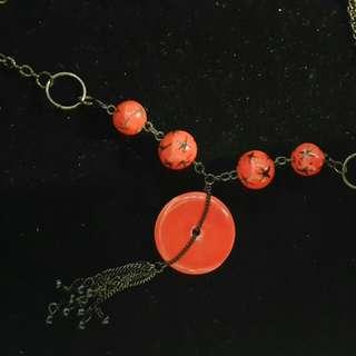 Beso陶瓷項鍊