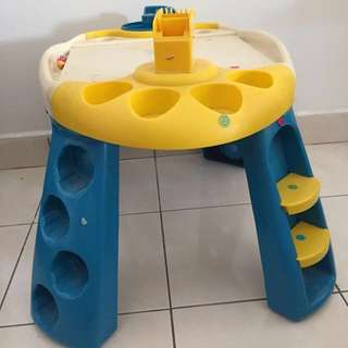 Fisher price playdolls table
