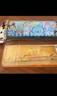 Brand New Tsum Tsum Pencil Case