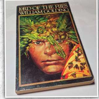WILLIAM GOLDING LORD OF THE FLIES