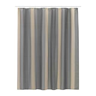[IKEA] BJÖRNÅN Shower curtain, striped multicolour