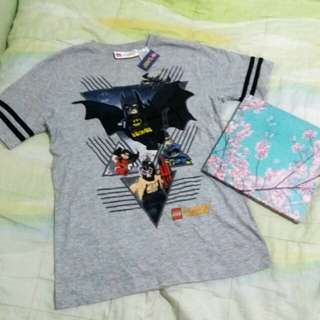 Batman Lego Shirt