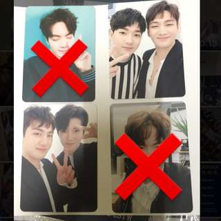 NUEST W Photocards for sale