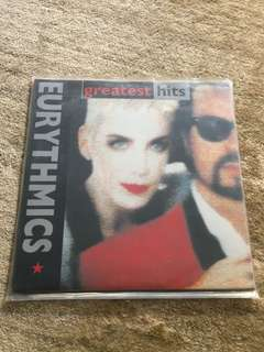 Eurythmics Greatest Hits 2Lp Vinyl