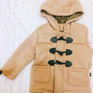 牛角鋪棉外套