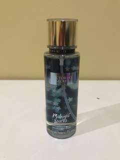 Victoria's Secret Fragrance Mist MIDNIGHT SPARKS (Limited Edition) 250ml